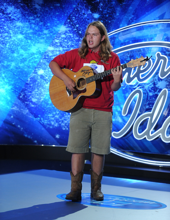 American Idol Auditions 2015: Kohlton Pascal Original Song (VIDEO)