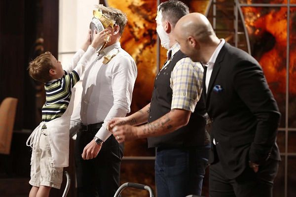 MasterChef Junior 2015: Recap Week 2 – Easy As Pie