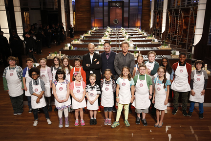 MasterChef Junior 2015 Spoilers - Season 3 Cast