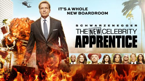 The New Celebrity Apprentice Logo