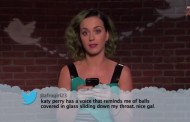 Musicians Read Mean Tweets On Jimmy Kimmel Live (VIDEO)