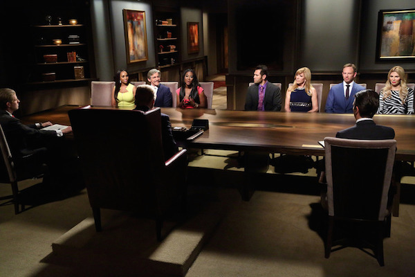 Who got fired on celebrity apprentice may 13