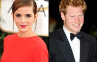 Emma Watson Shuts Down Prince Harry Dating Rumors