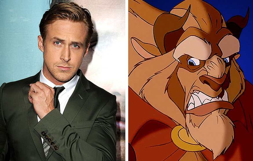 Disney Reportedly Offers Beauty And The Beast Role To Ryan Gosling