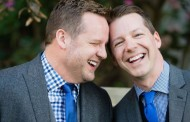 Sean Hayes And Husband Share Funny Lip-Syncing Video