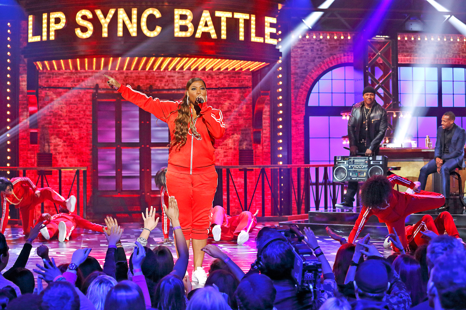 lip sync battle spoilers queen latifah vs marlon wayans