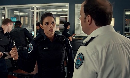 Rookie Blue 5x10 Andy is upset about Duncan