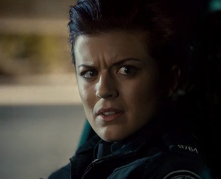 Rookie Blue 5x10 Chloe Can't Believe Andy