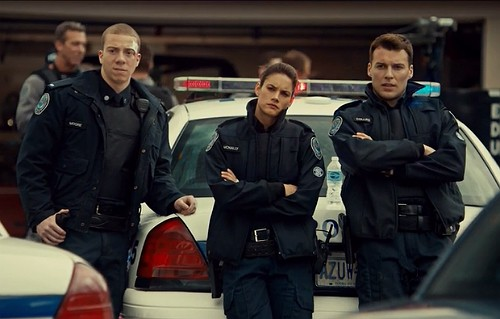 Rookie Blue 5x10 Duncan Andy and Nick