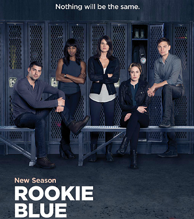 Rookie Blue Season 6 Poster - 400