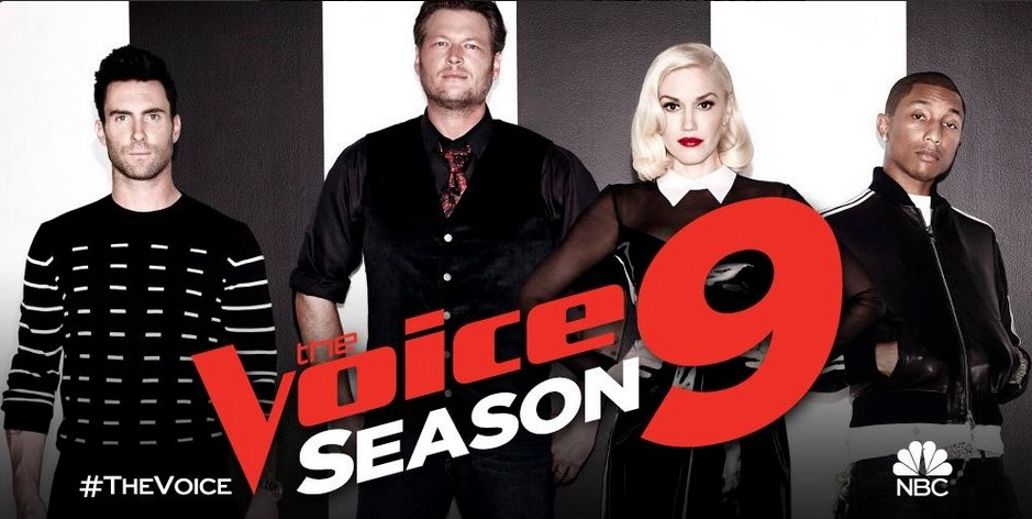 The voice 2015 spoilers season 9 coaches named