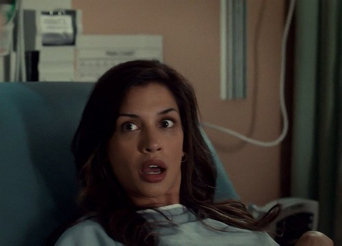 Rookie Blue 6x3 screencap of Marlo