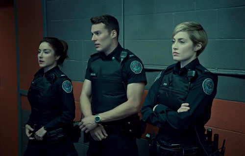 Rookie Blue 6x3 Screencap: Juliet, Nick and Gail