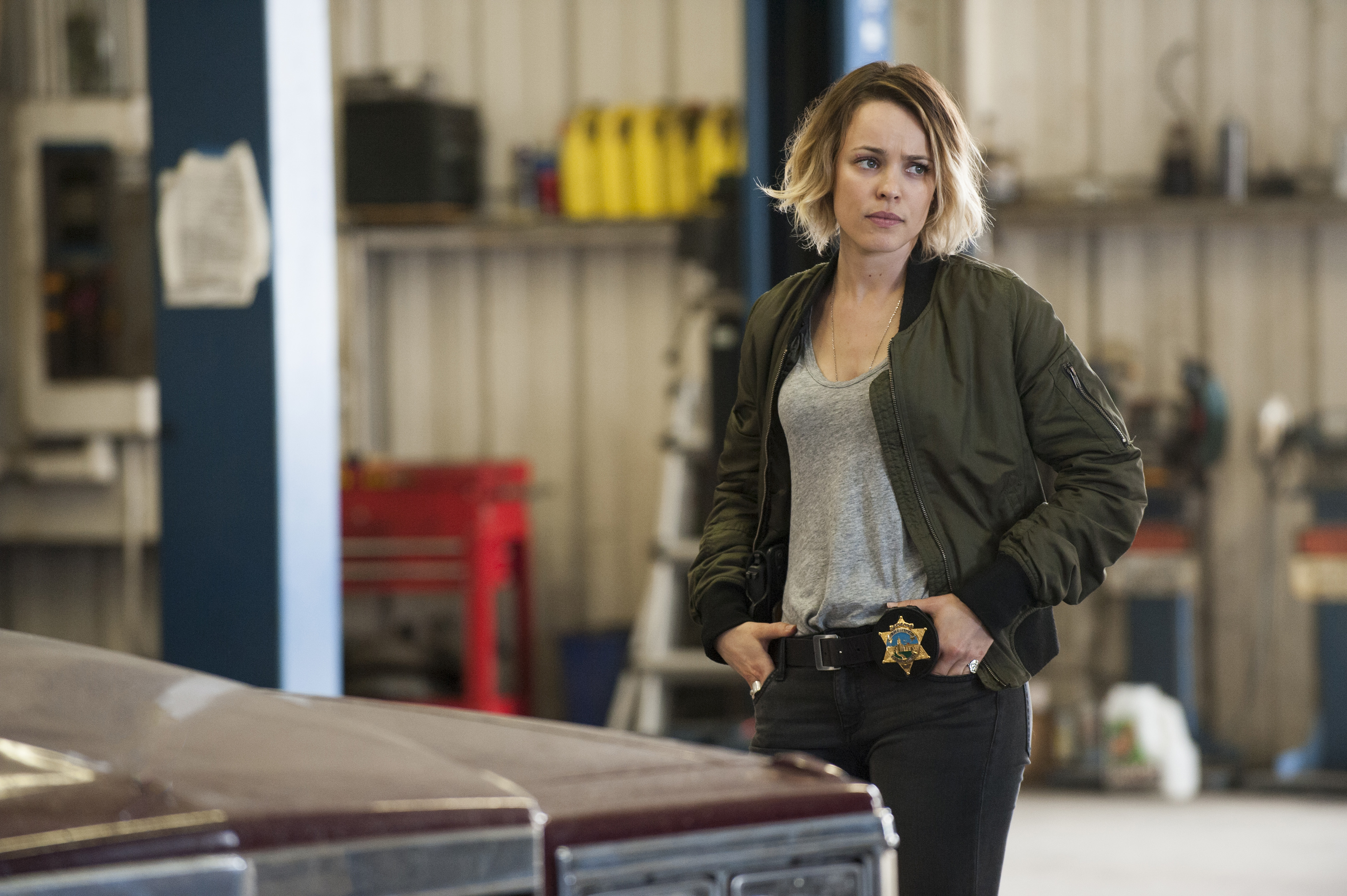 gender roles in the tv show true detective A brief tv history of the supernatural detective ashley warren 12 the show lost steam after answering that question reversing traditional gender roles.