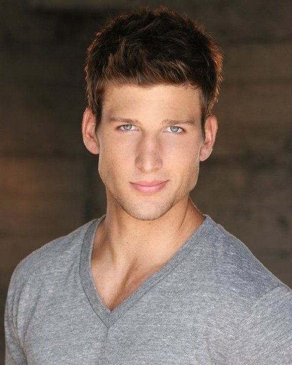 parker young enlisted