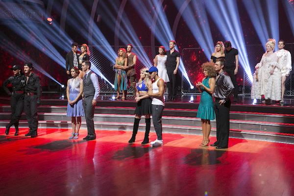 Whos dating who on dancing with the stars 2015