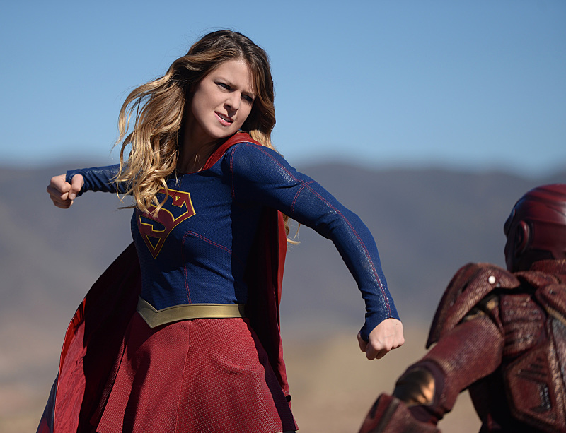 supergirl lucy lane