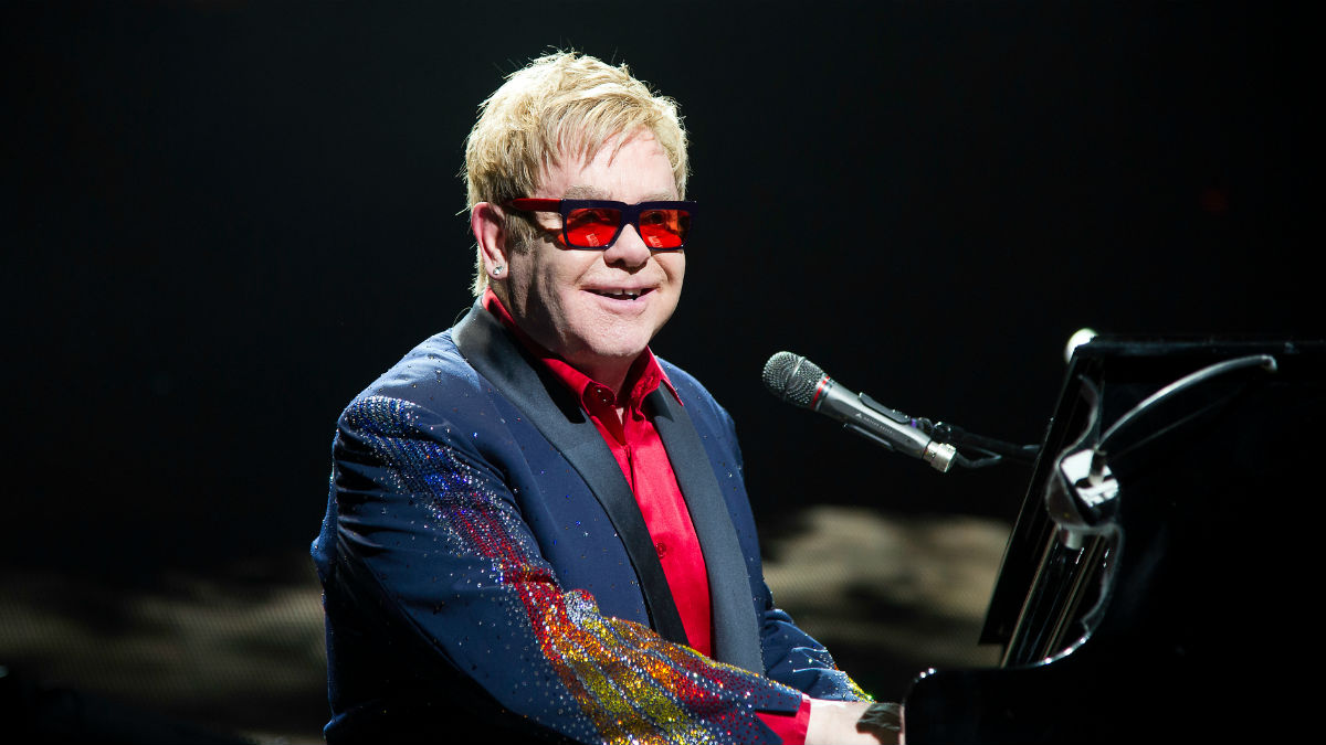 Looking Up: New Elton ...