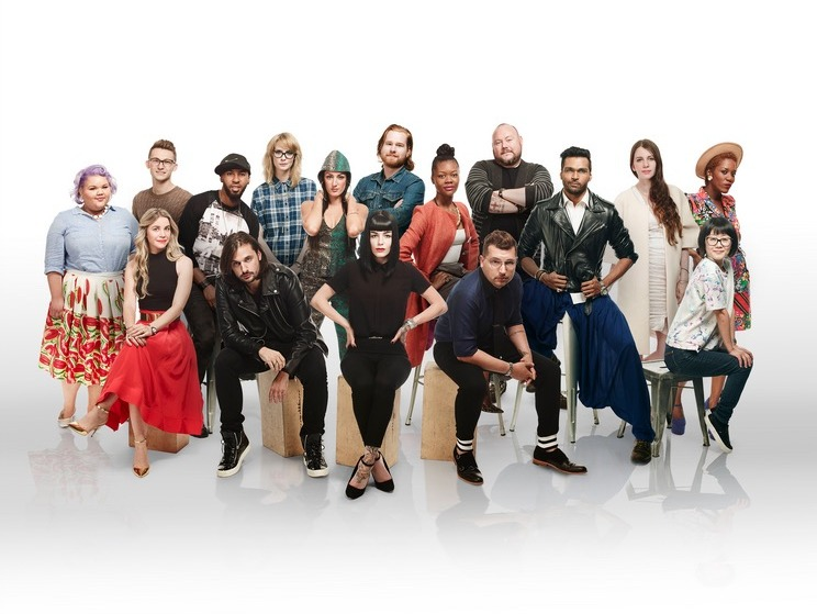Celebrity big brother season 12 cast of project