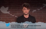 Daniel Radcliffe, Elizabeth Banks Read Mean Tweets on Jimmy Kimmel Live (VIDEO)