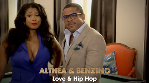 Marriage Boot Camp Reality Stars 2015 Spoilers - Season 4 Cast - Althea and Benzino Heart