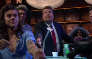 Last Week In Late Night: One Direction Plays Tattoo Roulette