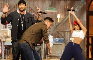 Channing Tatum Lip Syncs With Beyonce Against Jenna Dewan Tatum