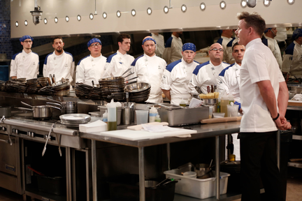 Who Got Kicked Off Hell S Kitchen