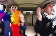 Carpool Karaoke with Elton John on Late Late Show (VIDEO)