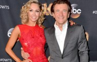Dancing with the Stars Kym Johnson and Robert Herjavec Engaged!