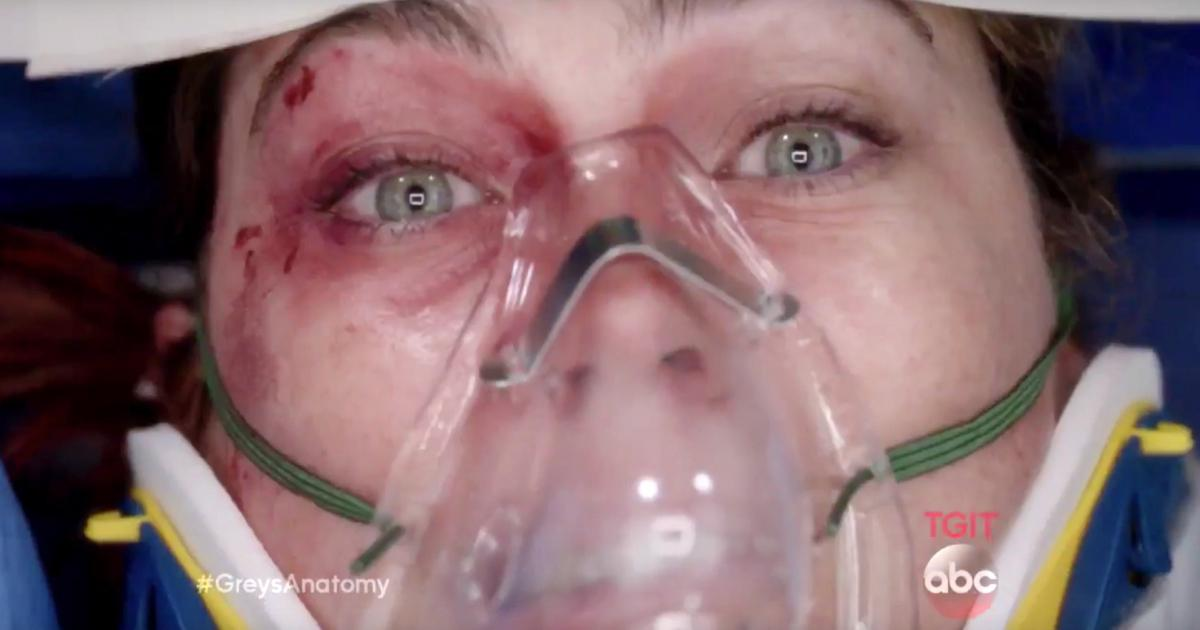 Greys Anatomy Season 12 Top 5 Moments From Episode 9 Meredith