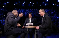 Magic Johnson and Peyton Manning Play Egg Russian Roulette (VIDEO)