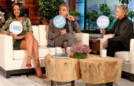 Rihanna and George Clooney Play Never Have I Ever On Ellen Show (VIDEO)