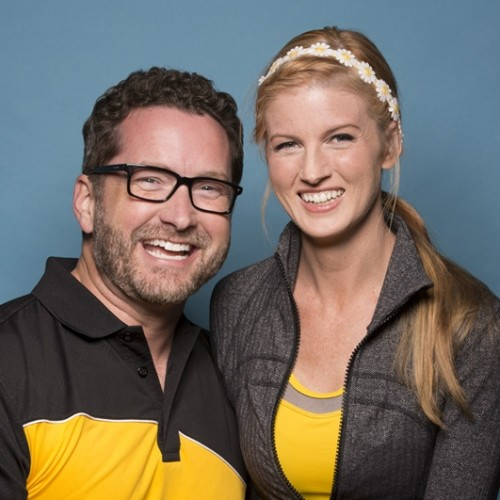 Burnie and Ashley