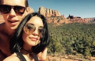 Vanessa Hudgens In Hot Water Over Rock Photo On Instagram (PHOTO)