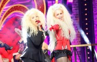Christina Aguilera Joins Hayden Panettiere On Lip Sync Battle!