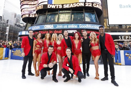 Dating on dancing with the stars 2016