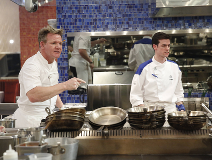 Who Was Kicked Off Hell S Kitchen Last Night