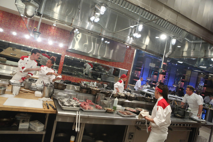 Hell's Kitchen 2016 Spoilers - Week 9 Results