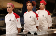 Who Was Eliminated On Hell's Kitchen 2016 Last Night? Week 13