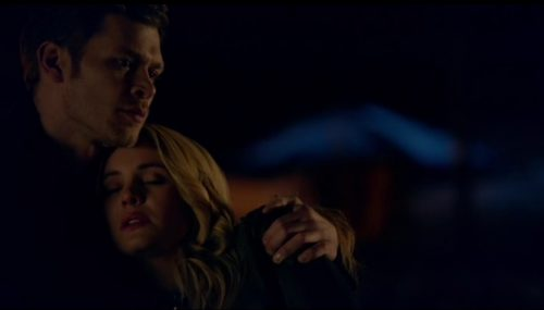 The Originals Season 3-Klaus and Cami
