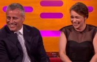 Emilia Clarke Fangirls Over Matt LeBlanc on The Graham Norton Show