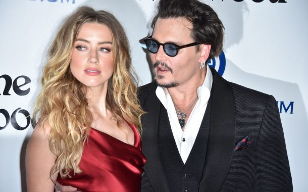 Amber Heard Files For Divorce From Johnny Depp Days After Mother's Death
