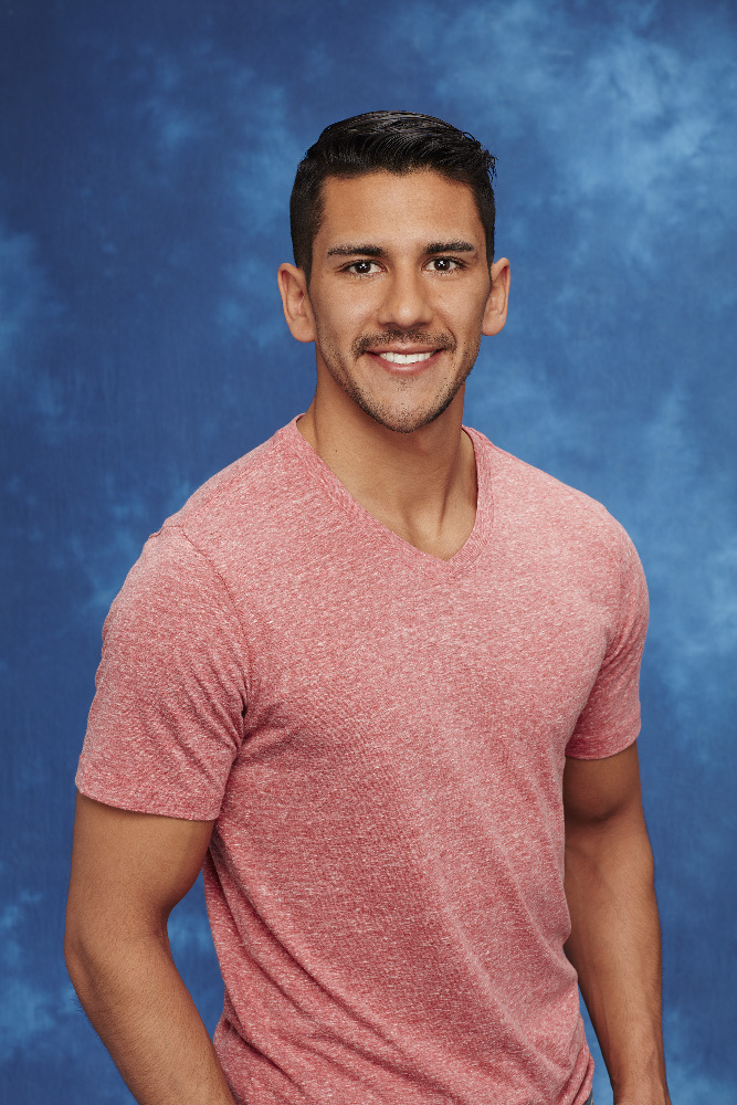 The Bachelorette 2016 Spoilers Meet Men Of Season 12 PHOTOS