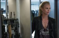 Charlize Theron's First Look in Fast & Furious 8
