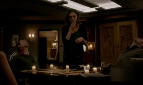The Originals Season 3 Finale-Kol, Elijah, Hayley, Freya