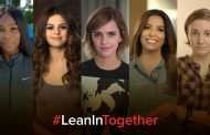 Emma Watson and Other Stars Urge Women to Lean In Together (VIDEO)
