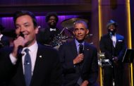 President Obama Slow Jams the News with Jimmy Fallon (VIDEO)