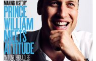 Prince William on Cover of LGBT Magazine Attitude (PHOTO)