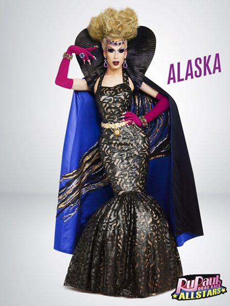 RuPaul's All Stars Drag Race 2016 Spoilers - Season 2 Cast - Alaska